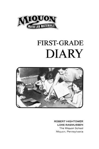 First-Grade Diary (Miquon Math Lab Materials)