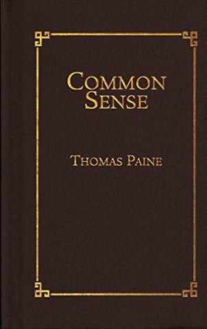 Common Sense (Little Books of Wisdom)