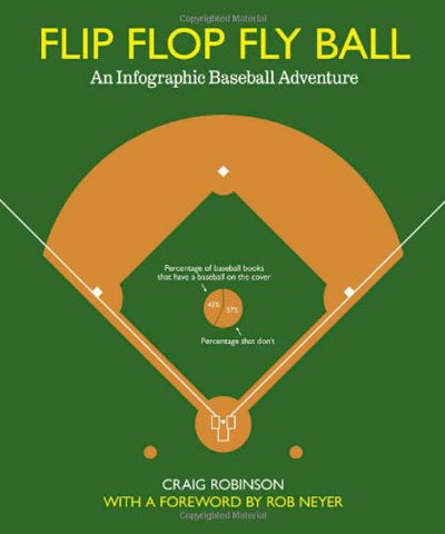 Flip Flop Fly Ball: An Infographic Baseball Adventure