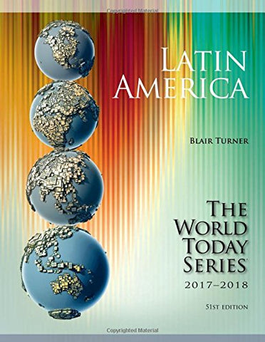 Latin America 2017-2018 (World Today (Stryker))
