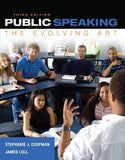 Public Speaking: The Evolving Art (with MindTap™ Speech Printed Access Card)