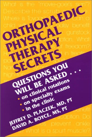 Orthopaedic Physical Therapy Secrets, 1e