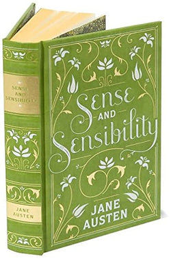 Sense and Sensibility (Leatherbound Classic Collection) by Jane Austen (2011) Leather Bound