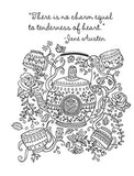 She Said It Best: Jane Austen: Wit & Wisdom to Color & Display