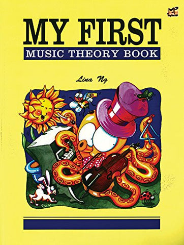 My First Music Theory Book (Made Easy Series)