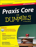 Praxis Core For Dummies, with Online Practice Tests (For Dummies (Career/Education))