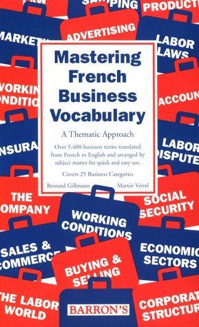Mastering French Business Vocabulary