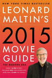 Leonard Maltin's 2015 Movie Guide: The Modern Era (Leonard Maltin's Movie Guide)
