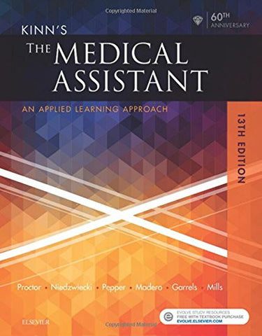 Kinn's The Medical Assistant: An Applied Learning Approach, 13e