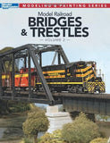 Model Railroad Bridges and Trestles, Vol. 2 (Model Railroader Modeling and Painting)