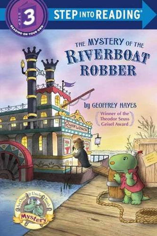 The Mystery of the Riverboat Robber (Step into Reading)