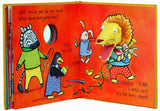 The Lion's Share [With Finger Puppet] (Activity Books) (Finger Puppet Books)