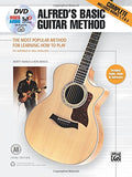 Alfred's Basic Guitar Method, Complete: The Most Popular Method for Learning How to Play, Book, DVD & Online Audio, Video & Software (Alfred