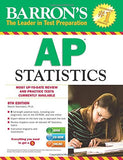 Barron's AP Statistics with CD-ROM, 8th Edition