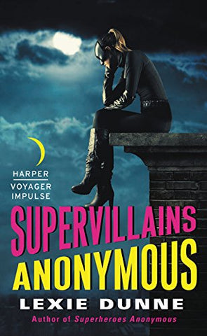 Supervillains Anonymous (Superheroes Anonymous)