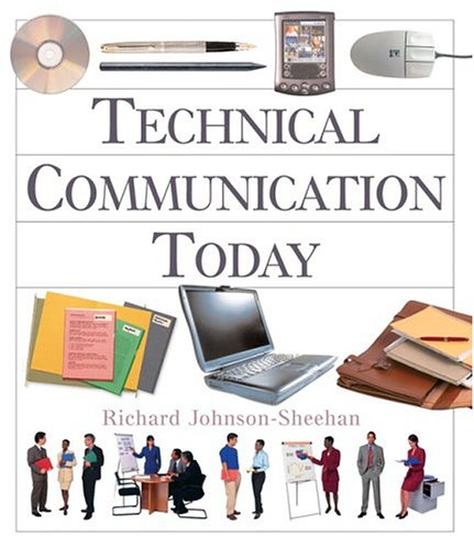 Technical Communication Today (Book Alone)