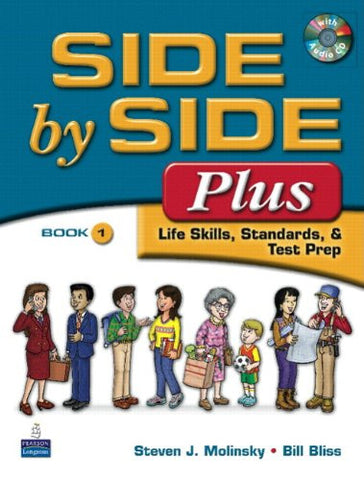 Value Pack: Side by Side Plus 1 Student Book and Activity & Test Prep Workbook 1 (3rd Edition)