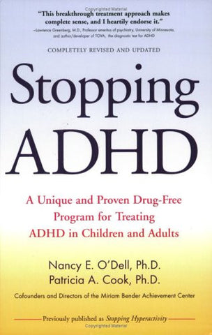 Stopping ADHD