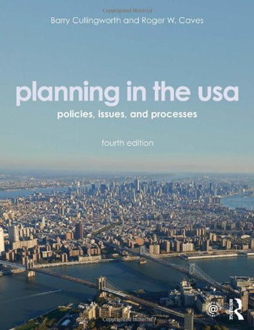 Planning in the USA: Policies, Issues, and Processes