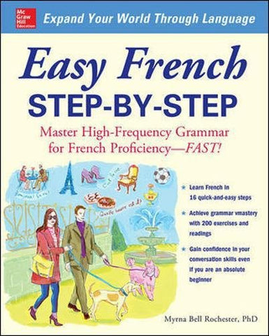 Easy French Step-by-Step (NTC Foreign Language)