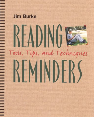 Reading Reminders: Tools, Tips, and Techniques (Great Source Professional Development)