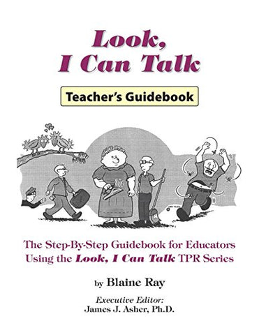 Look, I Can Talk: Teacher's Guidebook