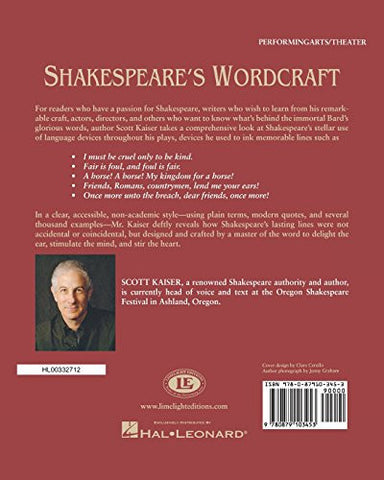Shakespeare's Wordcraft (Softcover)