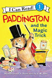 Paddington and the Magic Trick (I Can Read Level 1)
