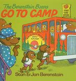 The Berenstain Bears Go to Camp (Berenstain Bears First Time Books)