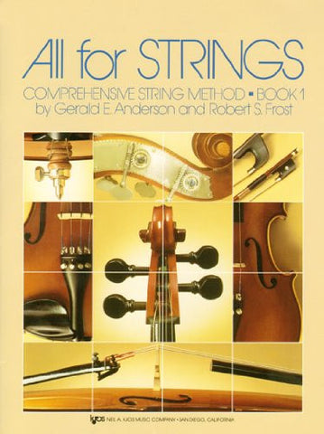 78CO - All for Strings - Book 1 - Cello