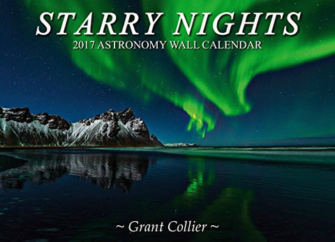 Starry Nights 2017 Astronomy Wall Calendar