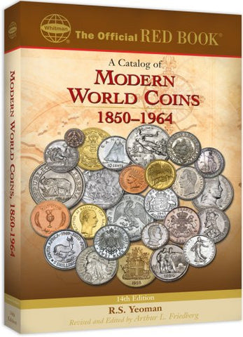 Modern World Coins (Official Red Books)