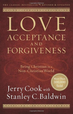 Love, Acceptance and Forgiveness: Being Christian in a Non-Christian World