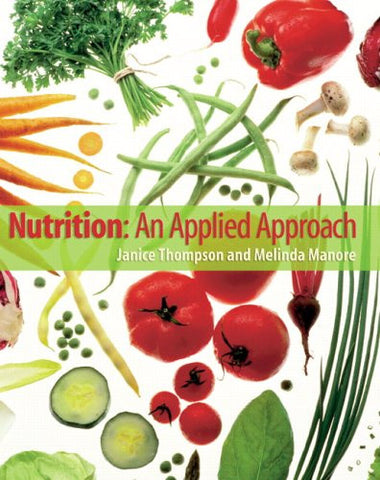 Nutrition: An Applied Approach with MyPyramid Study Card