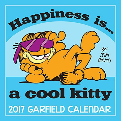 Garfield 2017 Wall Calendar