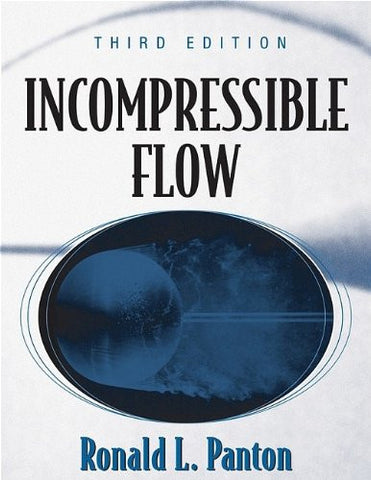 Incompressible Flow