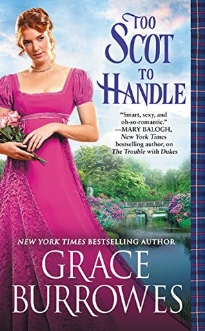Too Scot to Handle (Windham Brides)