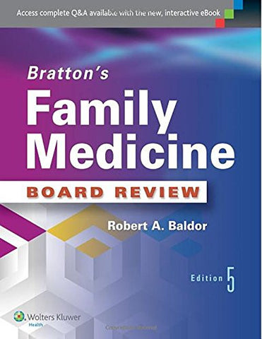 Bratton's Family Medicine Board Review