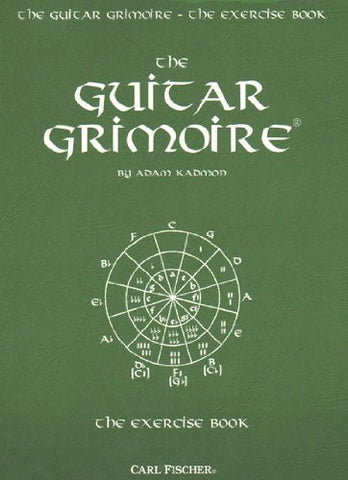 The Guitar Grimoire: The Exercise Book