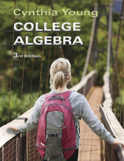 College Algebra Third Edition