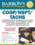 Barron's COOP/HSPT/TACHS, 3rd Edition