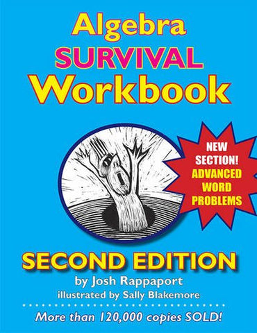 Algebra Survival Workbook: The Gateway to Algebra Mastery