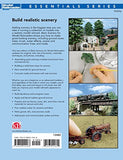 Basic Scenery for Model Railroaders, Second Edition (Model Railroader Books: Essentials)