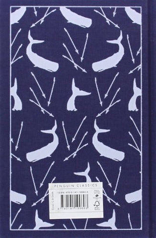 Moby-Dick: or, The Whale (A Penguin Classics Hardcover)