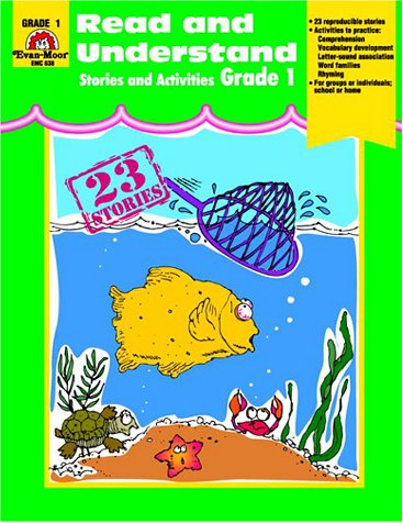 Read and Understand Stories and Activities, Grade 1