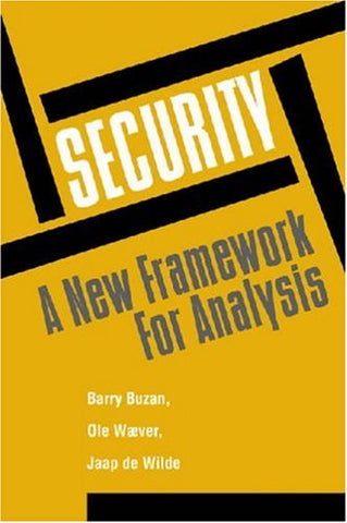 Security: A New Framework for Analysis