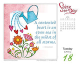 Seize the Day 2017 Boxed/Daily Calendar