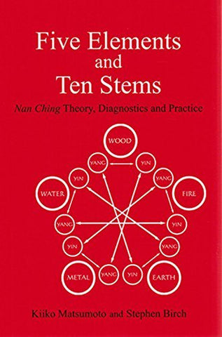 Five Elements and Ten Stems: Nan Ching Theory, Diagnostics and Practice (Paradigm title)