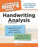 The Complete Idiot's Guide to Handwriting Analysis, 2nd Edition (Complete Idiot's Guides (Lifestyle Paperback))