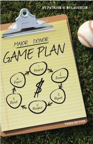 Major Donor Game Plan